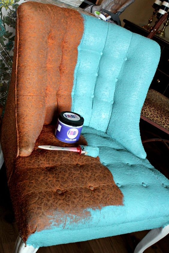 diy reupholster living room chair pictures for wall 1000+ images about painting upholstered furniture on ...