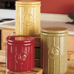 Decorative Kitchen Canisters Sets Turquoise Cabinets 17 Best Images About Canister And On ...