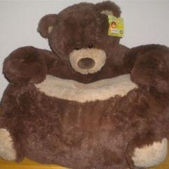 Children S Stuffed Animal Chairs Hanging Chair Hammock Stand Plush Kids Child Brown Teddy Bear 24