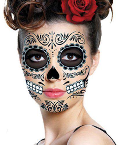black skeleton day