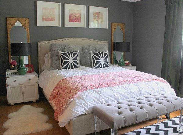 feminine adult bedroom pink Female Young Adult Bedroom Ideas How To Decorate A Young Woman39s Bedroom | home ideas