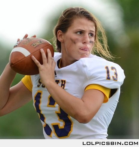 19 Best Women Who Play Football Images On Pinterest