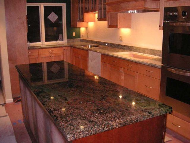 Kangaroo Granite Countertops  Vibrant Red Granite Kitchen Countertops  Pinterest  Granite