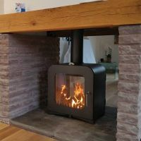 Best 20+ Modern Wood Burning Stoves ideas on Pinterest ...