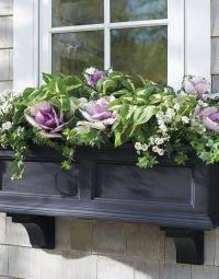 Best 20+ Window boxes ideas on Pinterest   Outdoor flower ...