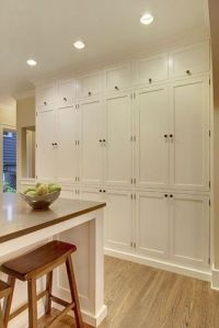 Floor to ceiling cabinets | H O M E | Pinterest