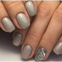 1000+ ideas about Plain Nails on Pinterest | Nude nails ...