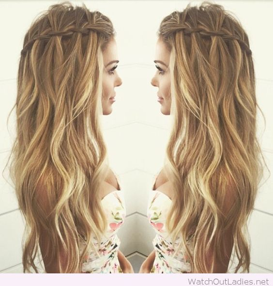 25+ best ideas about Curly Hair Braids on Pinterest