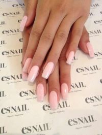 Best 25+ Long square acrylic nails ideas on Pinterest