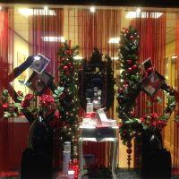 Hair Salon Christmas Decorations