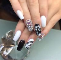 1000+ images about nail art on Pinterest | Coffin nails ...