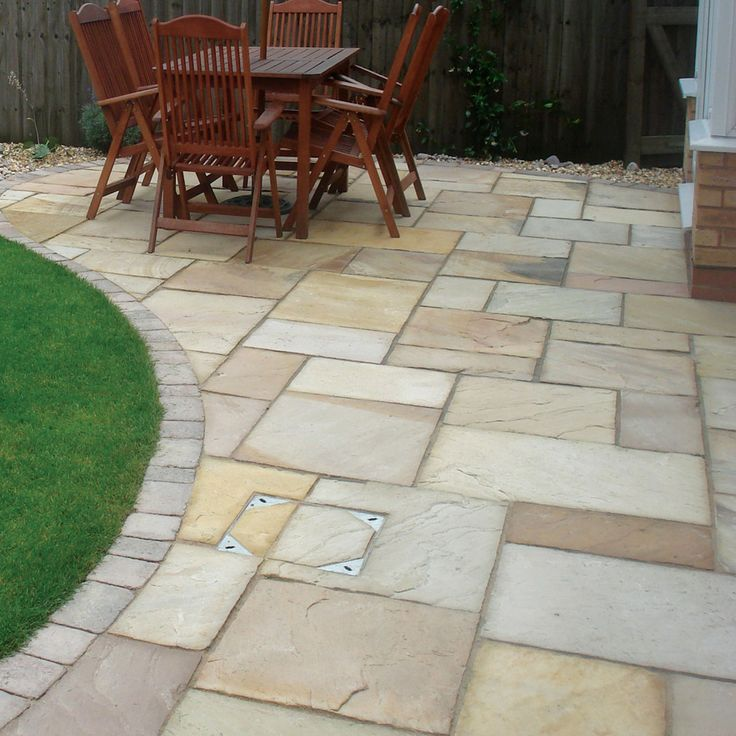 The 25 Best Ideas About Garden Paving On Pinterest Paving Ideas