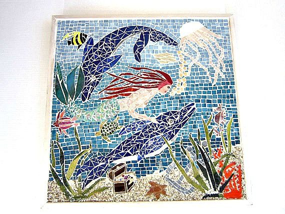 17 best images about mosaic underwater scenes on pinterest