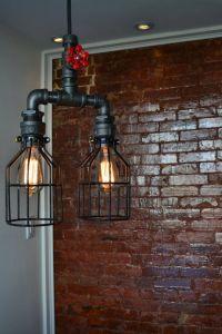 Steampunk Light - Pendant Lighting - Ceiling Lighitng ...