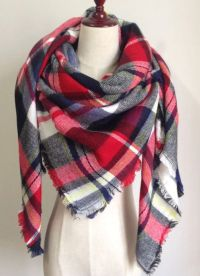 17 Best ideas about Winter Scarves on Pinterest | Ways to ...