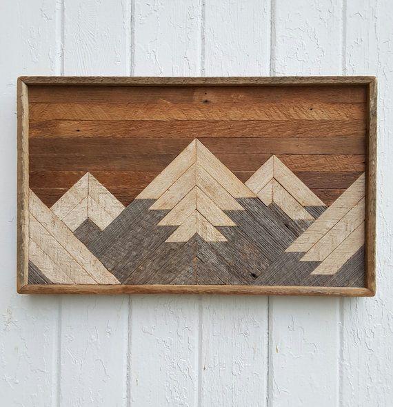 17 Best ideas about Wood Wall Art on Pinterest