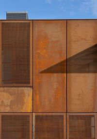 17 best ideas about Weathering Steel on Pinterest