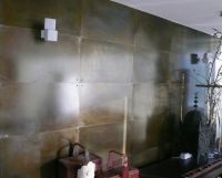 Best 25+ Sheet metal wall ideas on Pinterest | Rustic ...