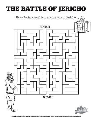 Best 25+ Battle of jericho ideas on Pinterest