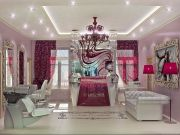 interior design beauty salon
