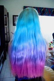 ideas bright hair