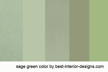 Sage Green Color Green Living Room Pinterest Green