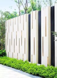 The gallery for --> Contemporary Compound Wall Designs