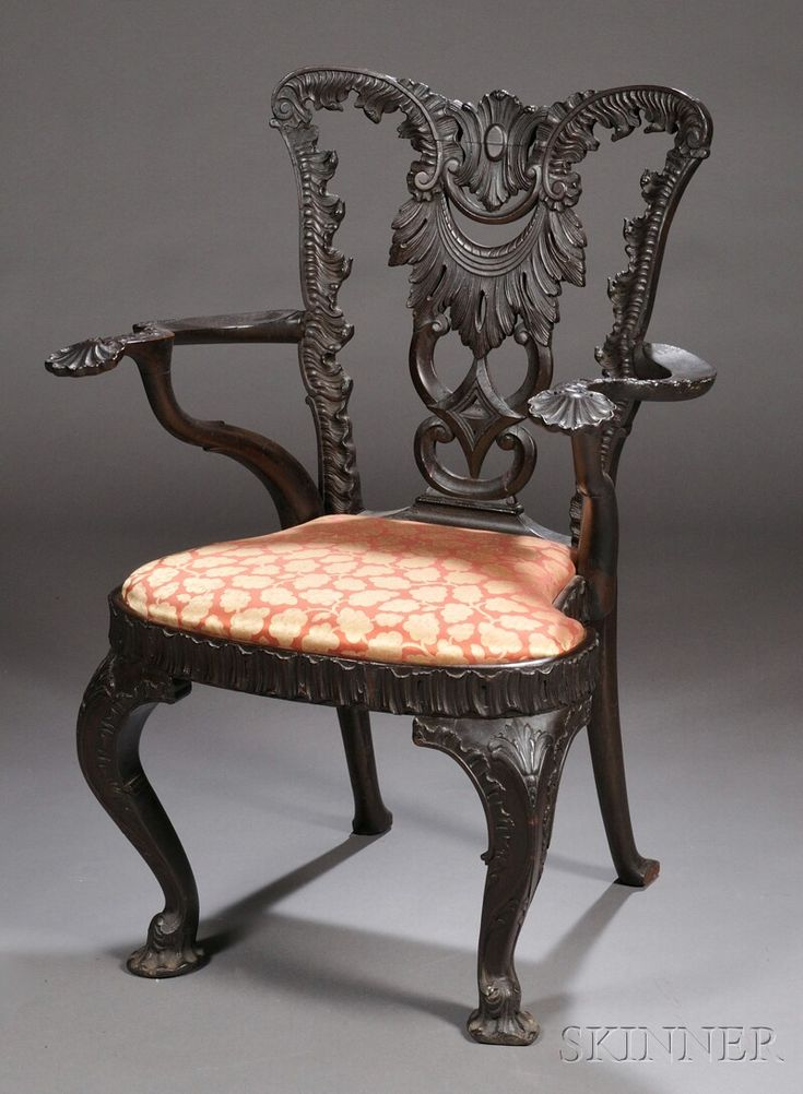 chippendale rocking chair assist lift chairs 17 best images about antique on pinterest | queen anne, and armchairs