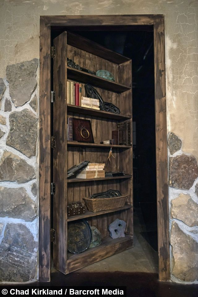 117 best images about Secret Doors on Pinterest