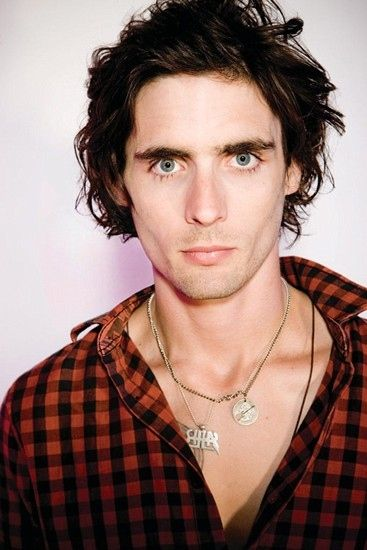Tyson Ritter Singer For All American Rejects Emo And