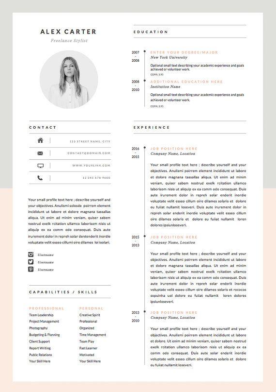 25 best ideas about Graphic designer resume on Pinterest  Graphic resume Graphic design