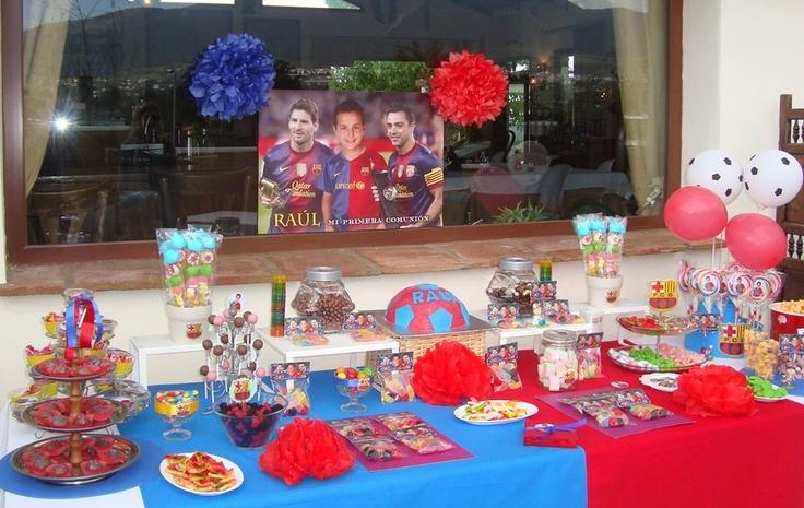 mesa dulce barcelona cumpleaos comunin eventos