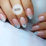 ideas accent nails