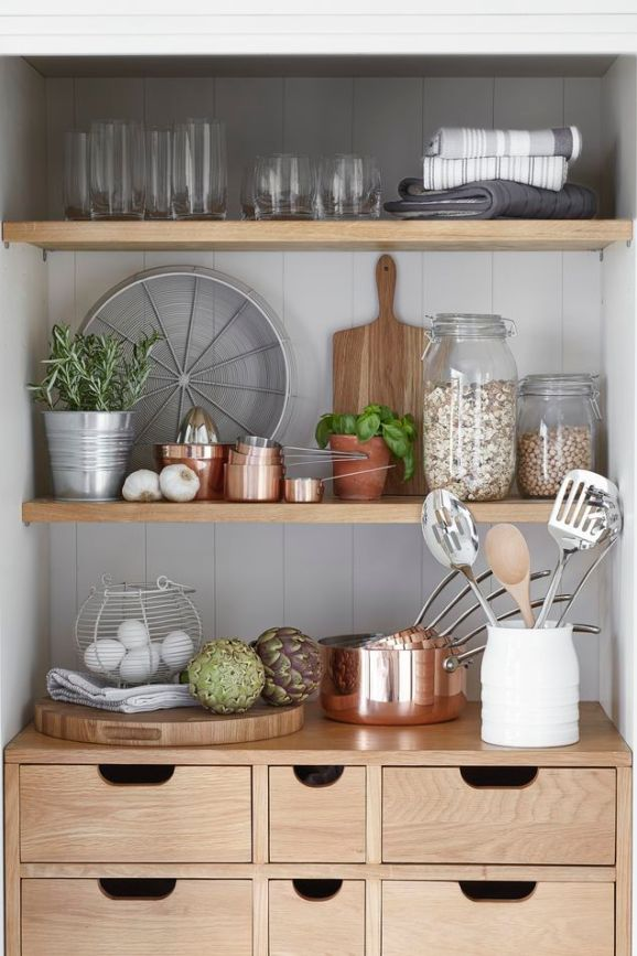 11 kitchen shelving ideas you need for your home - jam packed with lots of ideas from interior stylist Maxine Brady at www.welovehomeblog.com: