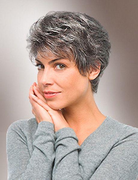 Les 25 Meilleures Idées De La Catégorie Frisuren Graue Haare Sur