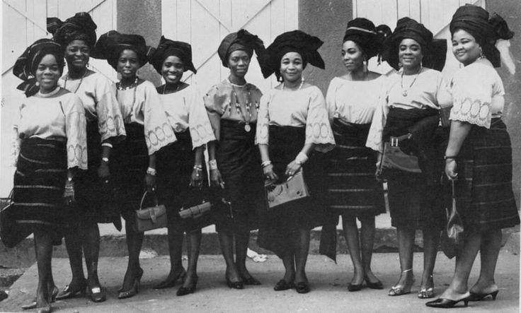 Vintage Nigeria Photos