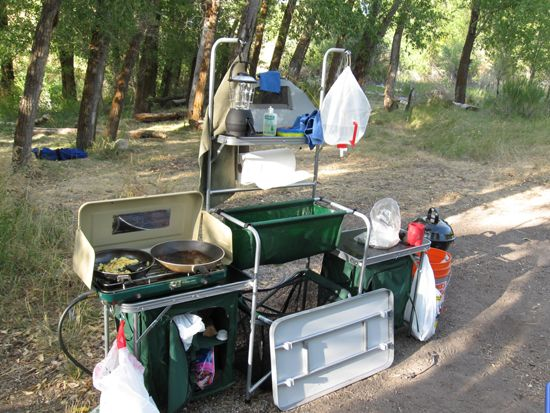 Cabelas Standard Camp Kitchen Review  Outdoor Life