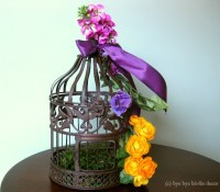 1000+ images about BIRDCAGES AND BIRDHOUSES on Pinterest ...