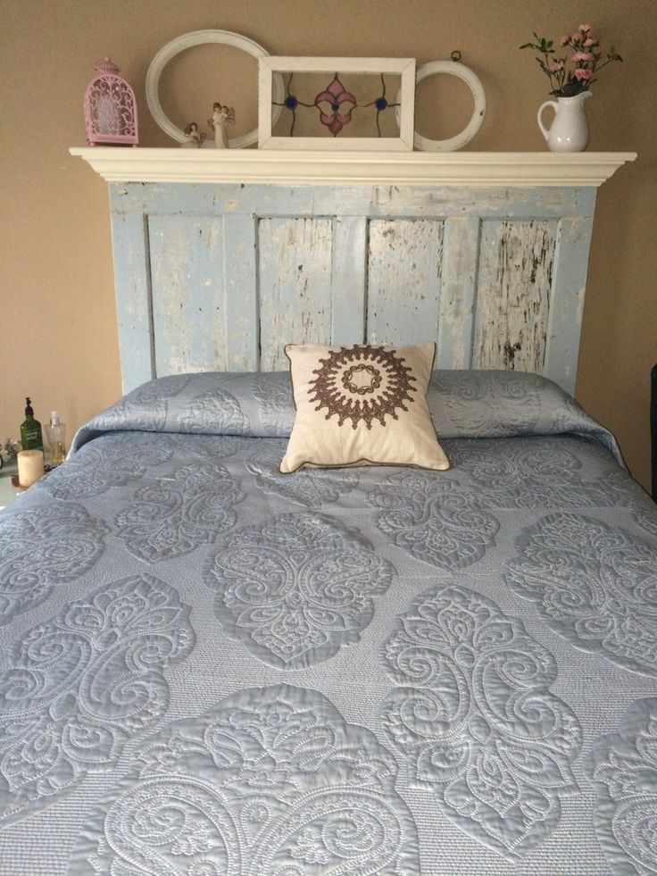 25 Best Ideas About Vintage Headboards On Pinterest Repurposed Furniture Benches And Tv Bed