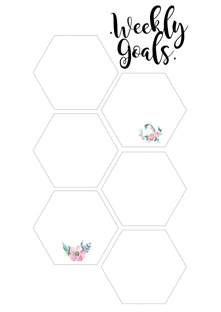 Best 25+ Goals Printable ideas on Pinterest