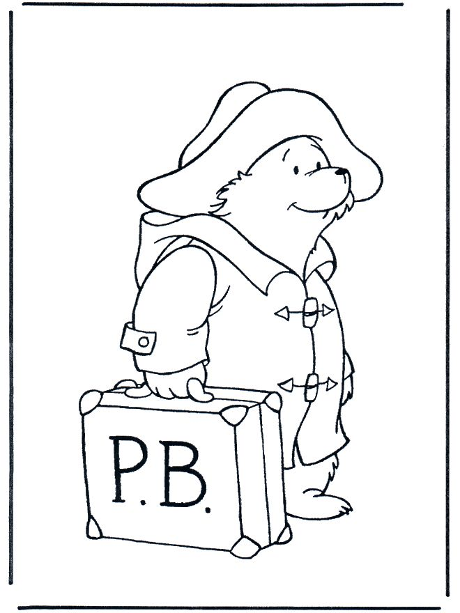 17 Best ideas about Paddington Bear on Pinterest