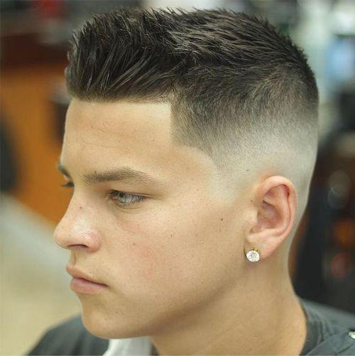 Les 25 Meilleures Idées De La Catégorie Boys Haircuts 2016 Sur