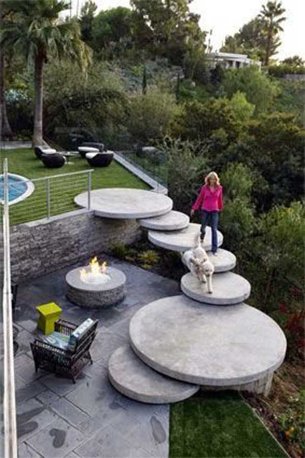 Best 25 Garden Stairs Ideas On Pinterest Garden Steps