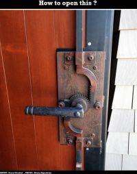 The 25+ best Door latches ideas on Pinterest | Screen door ...