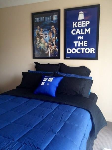 25 best ideas about Doctor who bedroom on Pinterest
