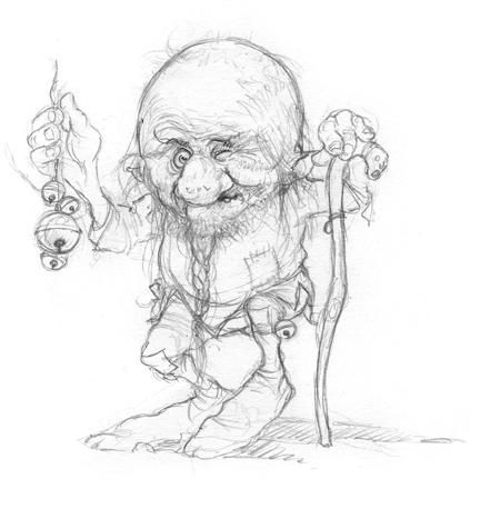 23 best images about Troll, Gnome, Goblin, Pixie and Fairy
