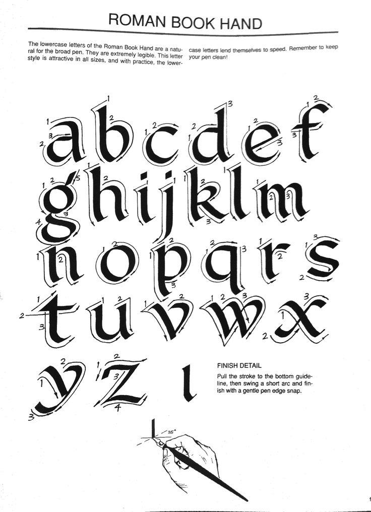 48 best Alphabets & Fonts images on Pinterest