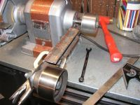 DIY Belt Grinder Attachment. A home brew belt sander ...
