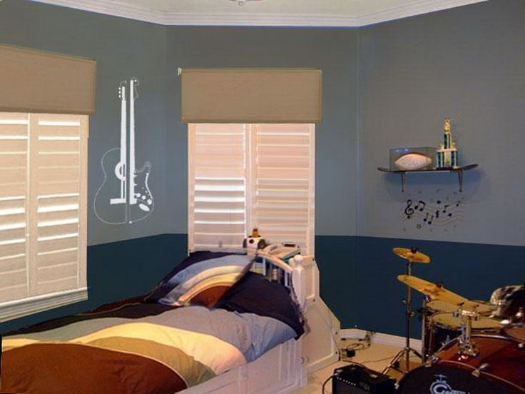 11 Best Images About Teen Boy Bedroom Ideas On Pinterest