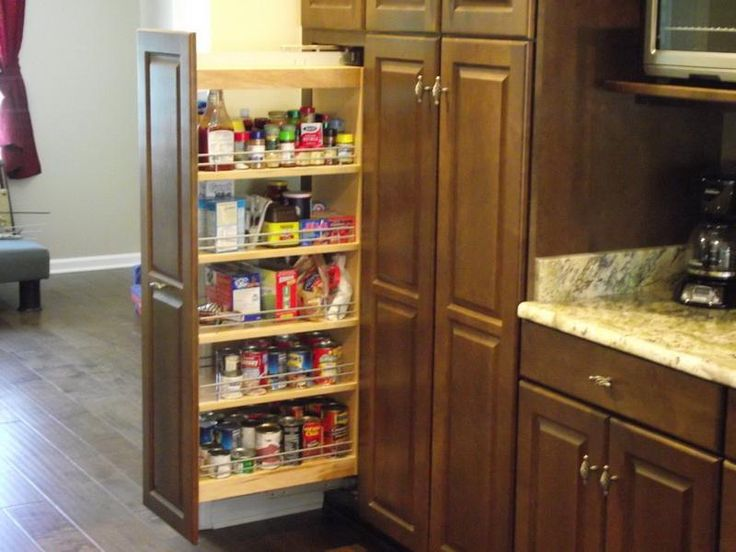 1000+ Ideas About Tall Pantry Cabinet On Pinterest